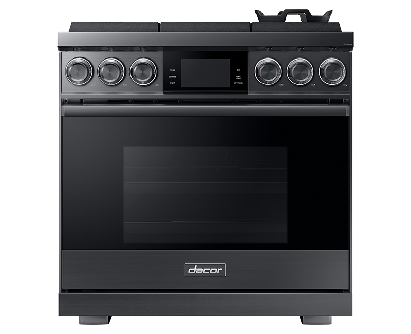 36 inch Gas Range - Contemporary