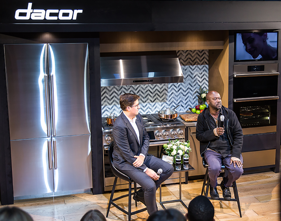 Dacor Unveils New Brand Initiatives