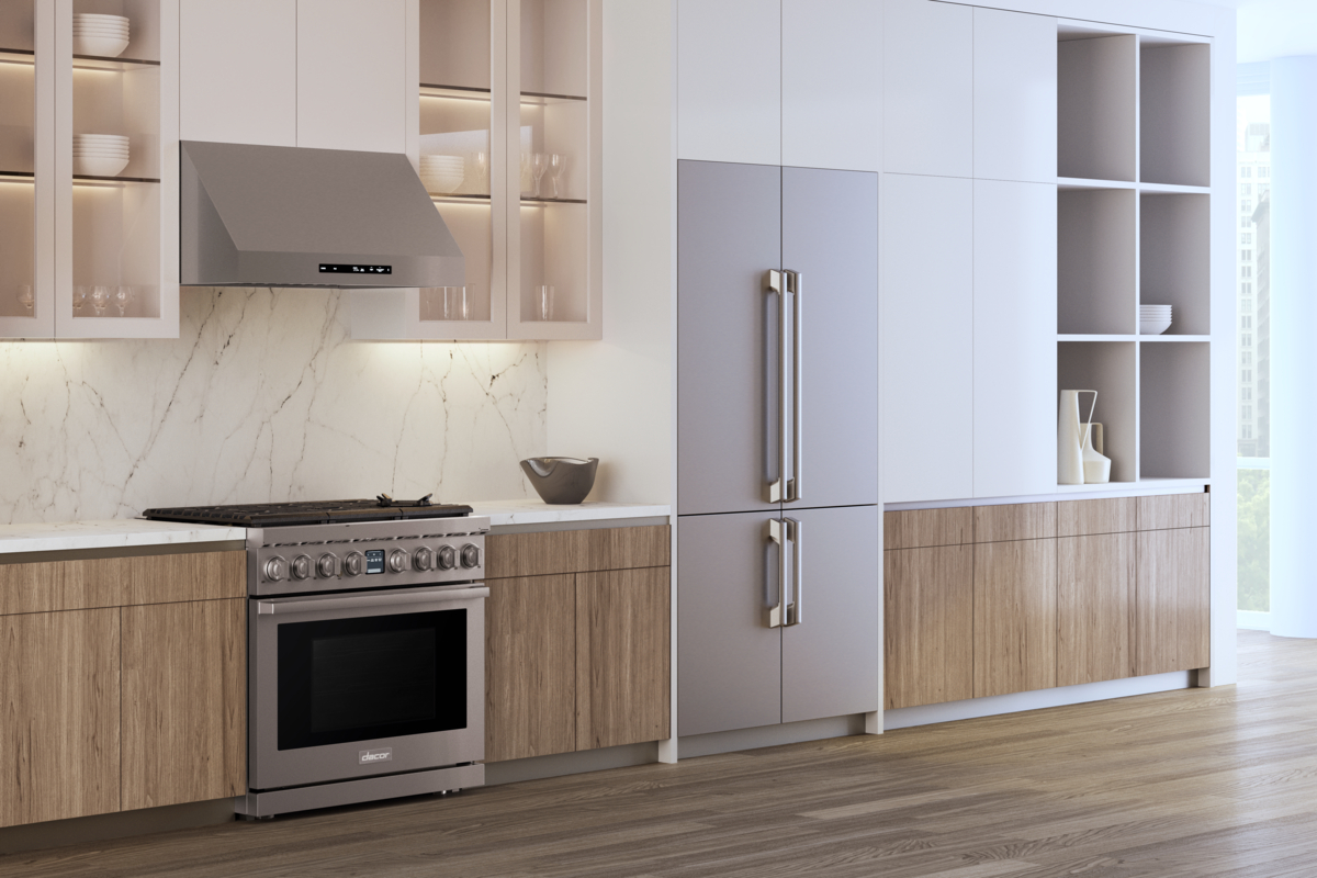 Dacor Releases Transitional Cooking Style